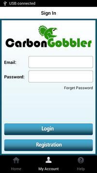CARBON GOBBLER poster