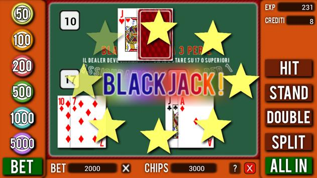 International BLACKJACK HD screenshot 12