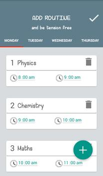 Bunk AttenDance Manager screenshot 5