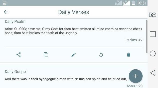 Vine's Expository Dictionary apk screenshot