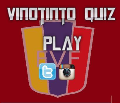 Vinotinto Quiz poster