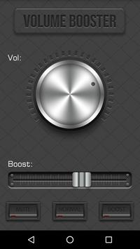Volume Booster screenshot 1