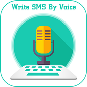 Write SMS by Voice: SMS by Voice आइकन