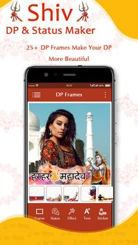 Mahakal Shiva DP & Status Maker पोस्टर