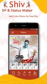Mahakal Shiva DP & Status Maker स्क्रीनशॉट 3