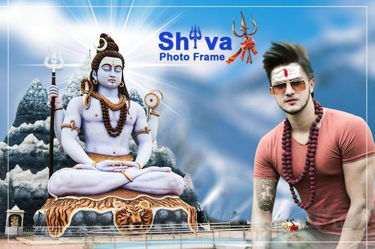 Shiva Photo Frame: Mahakal Photo स्क्रीनशॉट 5