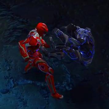 Hints Power Rangers Legacy War screenshot 1