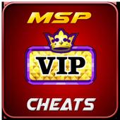 Cheats For Moviestarplanet VIP icon