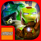 Guide for LEGO Marvel Super Heroes icon