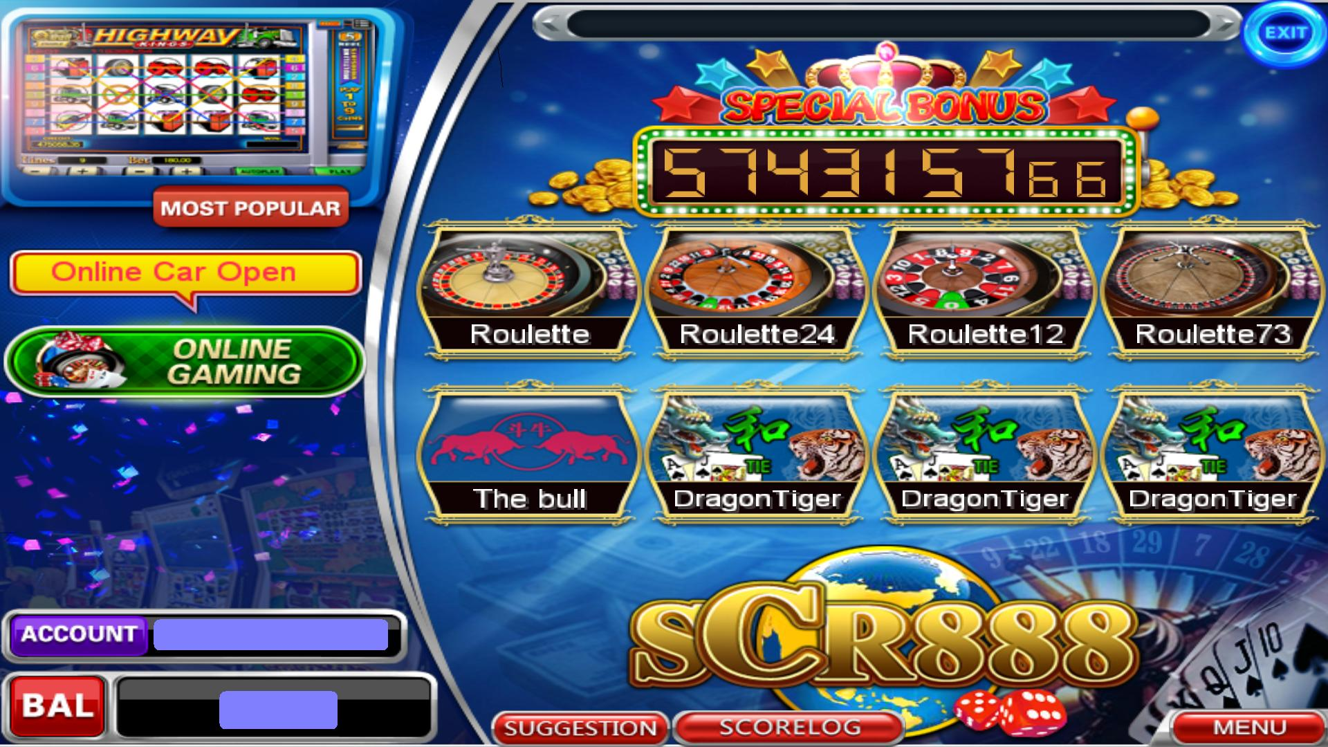 Online SCR-888 for Android - APK Download