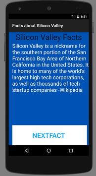 Facts about Silicon Valley apk screenshot