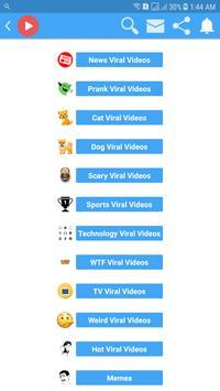 Viral Videos screenshot 2
