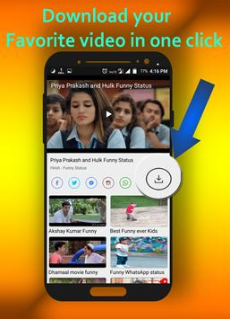 Viral Video status app 2018 Daily updated video screenshot 3