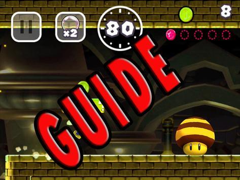 guide for super mario running apk screenshot