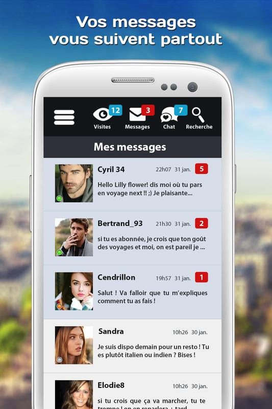 Tchat rencontre android
