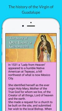 Our Lady of Guadalupe apk screenshot