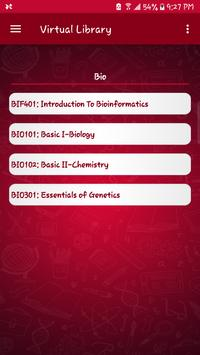 VU Handouts Library apk screenshot