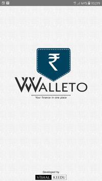 Walleto poster