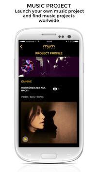 MyMVision screenshot 4