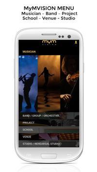 MyMVision screenshot 1