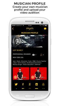 MyMVision screenshot 2