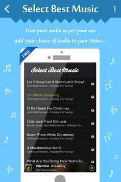 Mix Audio with Video screenshot 1