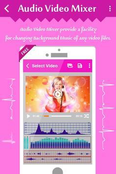 Mix Audio with Video screenshot 2