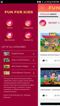 Fun For Kids screenshot 3