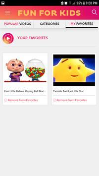 Fun For Kids screenshot 2