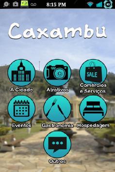 Visite Caxambu poster