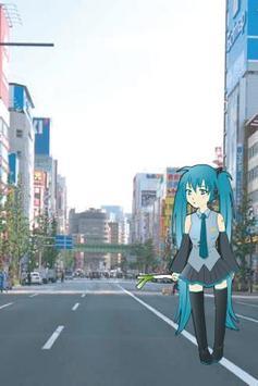 MikuMikuFrame apk screenshot