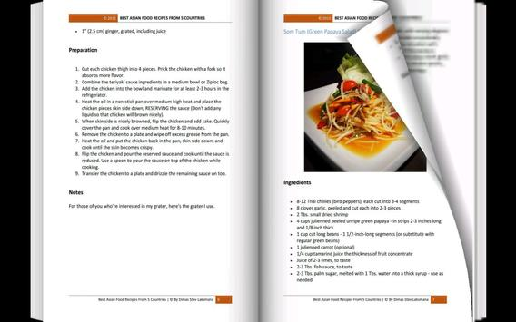 Best Asian Food Recipes screenshot 3