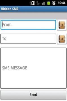 Hidden SMS Bulgaria screenshot 2