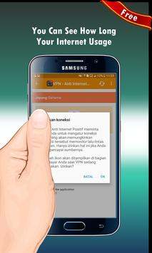 VPN Buka Blokir Situs Bokep screenshot 3
