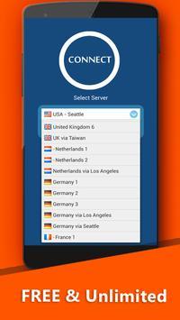 Cloud VPN Master apk screenshot
