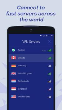 VPN Faster screenshot 1