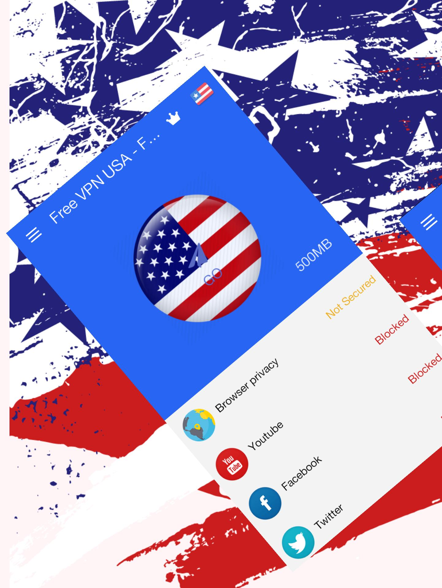 USA VPN-Free•Unblock•Proxy for Android - APK Download