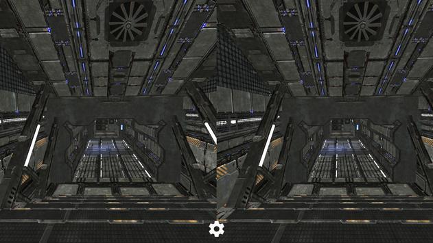 VR Space Station for Cardboard screenshot 1