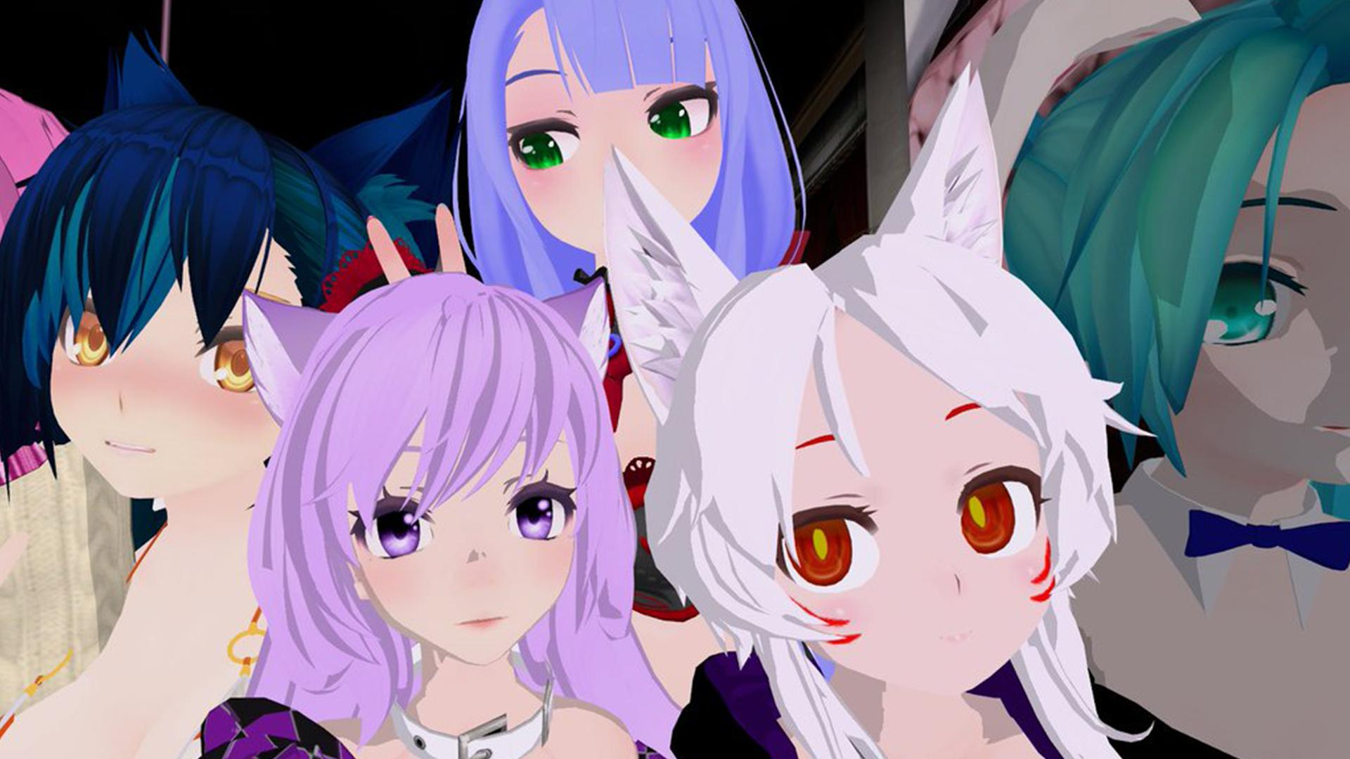 VRChat Girls Avatars for Android - APK Download