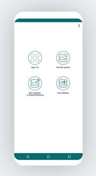 Sqlite Database & Preferences Editor poster