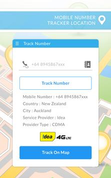 Mobile Number Locator : Mobile Caller ID Tracker poster