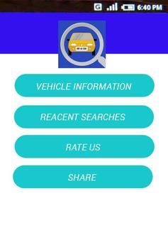 How to Find RTO Vehicle Information screenshot 1