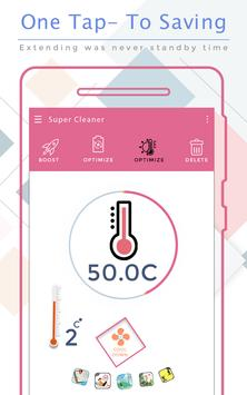 Super Power Cleaner - Clear Cache & Speed Up Phone screenshot 2