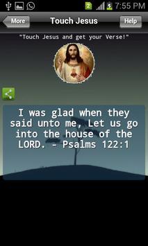 Touch Jesus screenshot 1