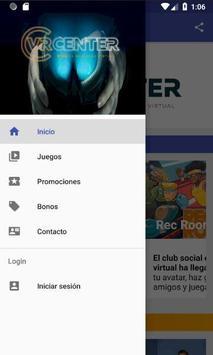 VR CENTER screenshot 4