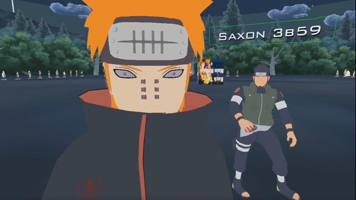 vrchat skins naruto characters for android apk download
