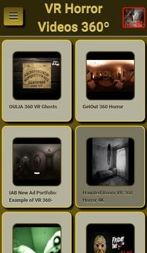 VR Horror Videos 360º screenshot 17