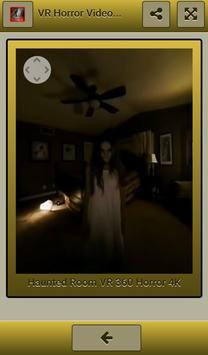 VR Horror Videos 360º screenshot 18