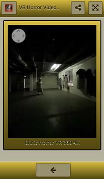 VR Horror Videos 360º screenshot 20
