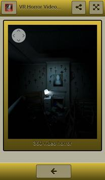 VR Horror Videos 360º screenshot 3